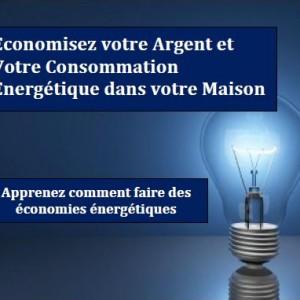Six façons simples de limiter votre consommation énergétique